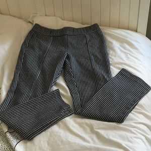 Gymboree houndstooth pants